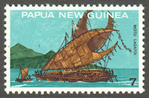 Papua New Guinea Scott 406 MNH